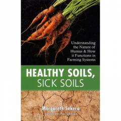 Healthy soils, sick soils